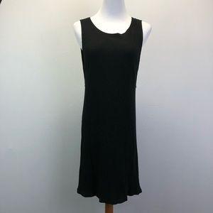 Reformation Ribbed Knit Mini Dress Side Cutout